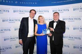 thumb Frost Sullivan Award Preisverleihung 2018