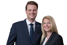 Dr. Heike Wenzel and Prof. Dr. Heiko Wenzel Schinzer