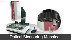 Optical Measuring Machines from Dr. Schneider