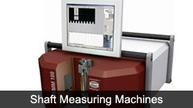 Shaft measuring machines