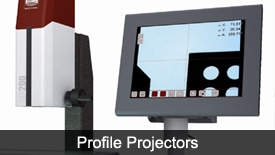 Profile projectors