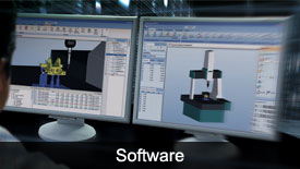 Software for Coordinate Measuring Machines