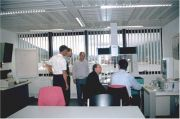 Part of our metrology technology centre