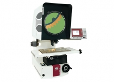 Measuring projector – Operator-independent measurement accuracy and repeatability